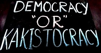 Democracy-vs-Kakistocracy-1-350x246